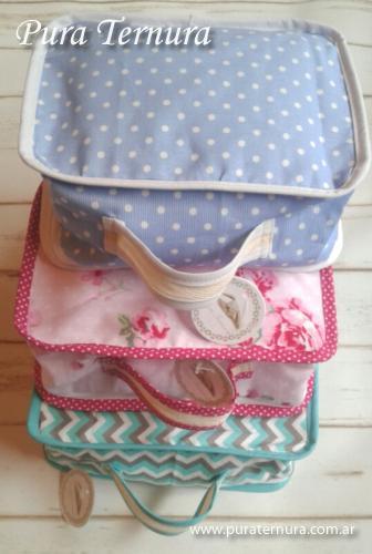 Neceser mini valija bebes Gran surtido se diseños.